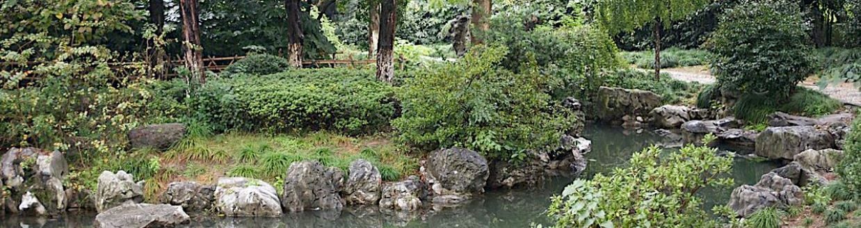 Image of Lake in China